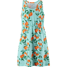 Reima Danila Dress Youth light turquoise